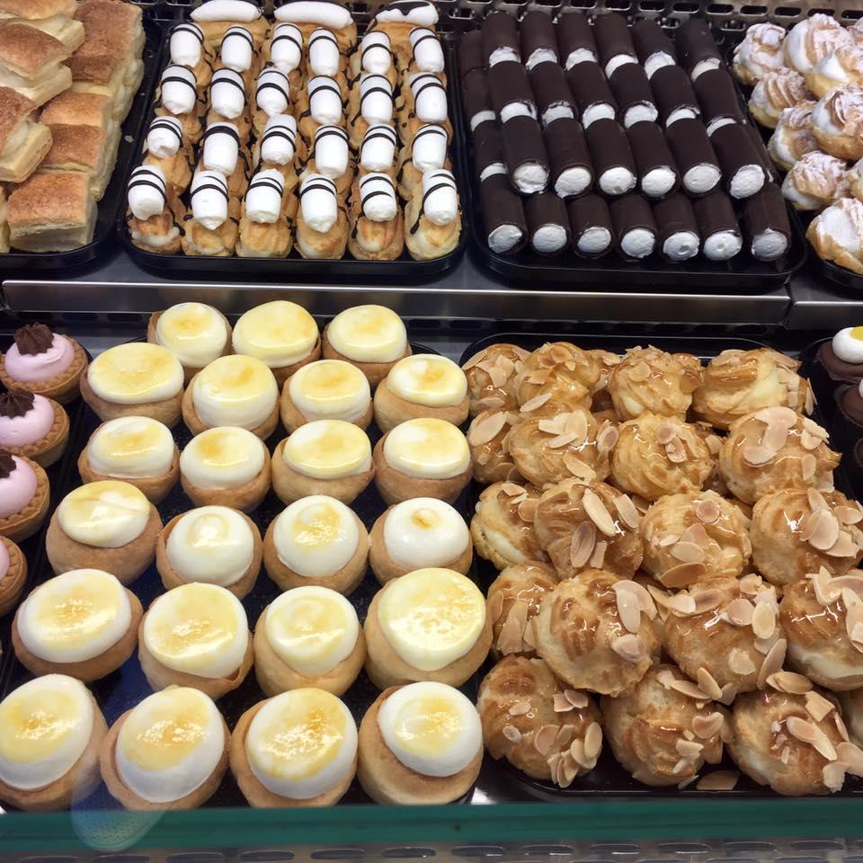 Vista Surtido pastelillos