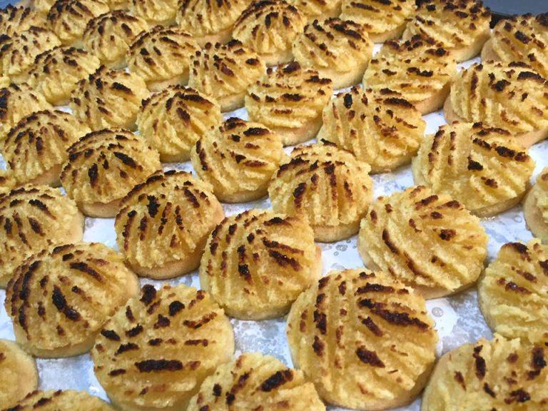 Cocadas de Pastelería el Horno de Medina del Campo